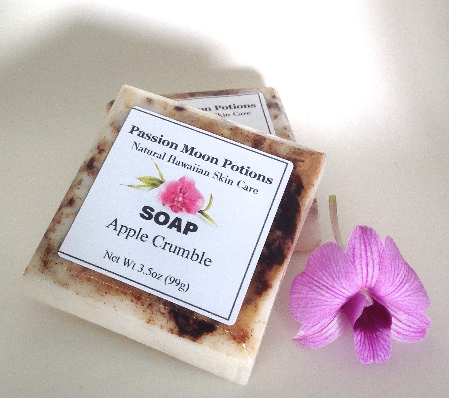 Apple Crumble Soap - Passion Moon Potions - 1