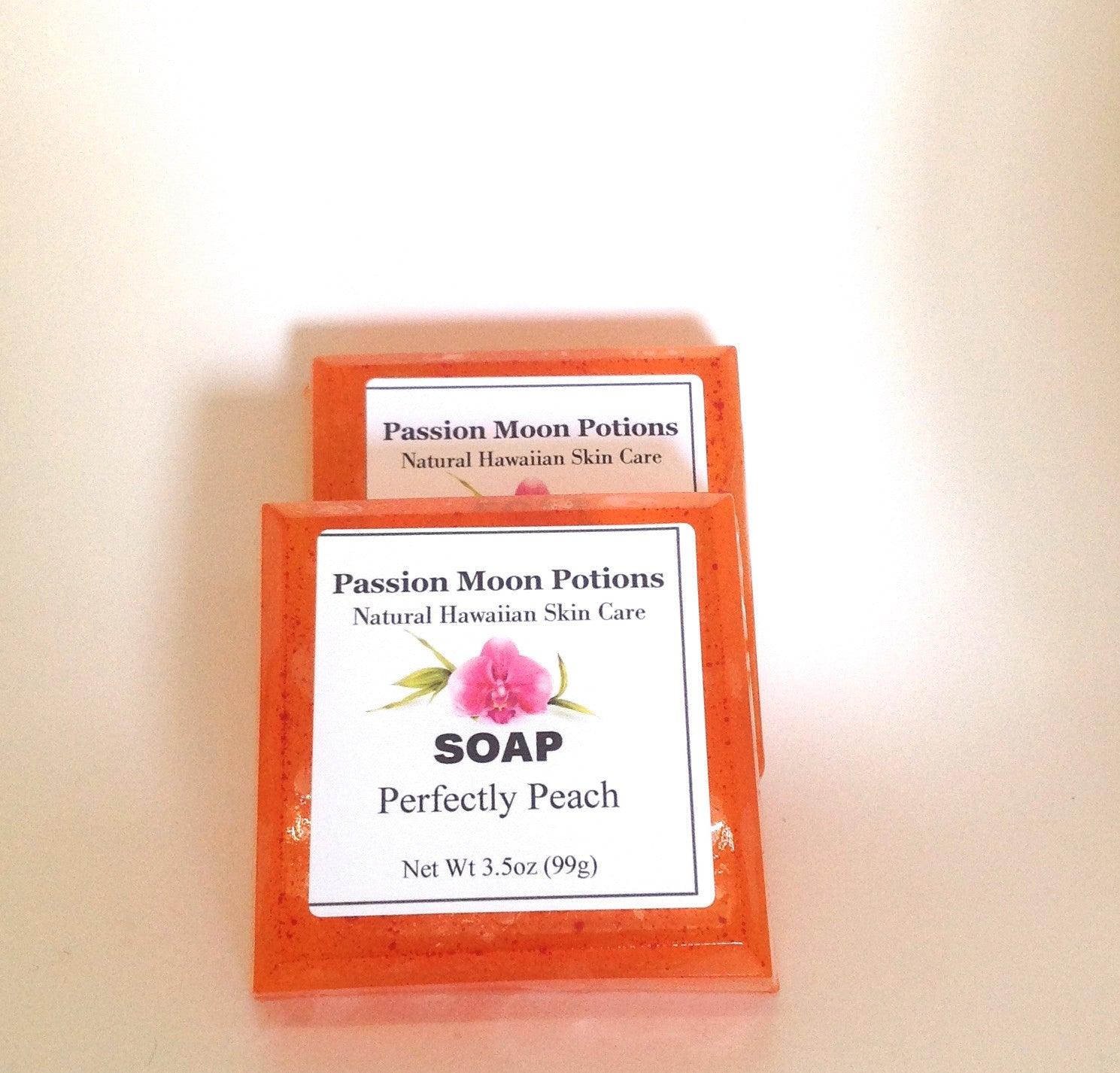 Perfectly Peach Soap - Passion Moon Potions - 2