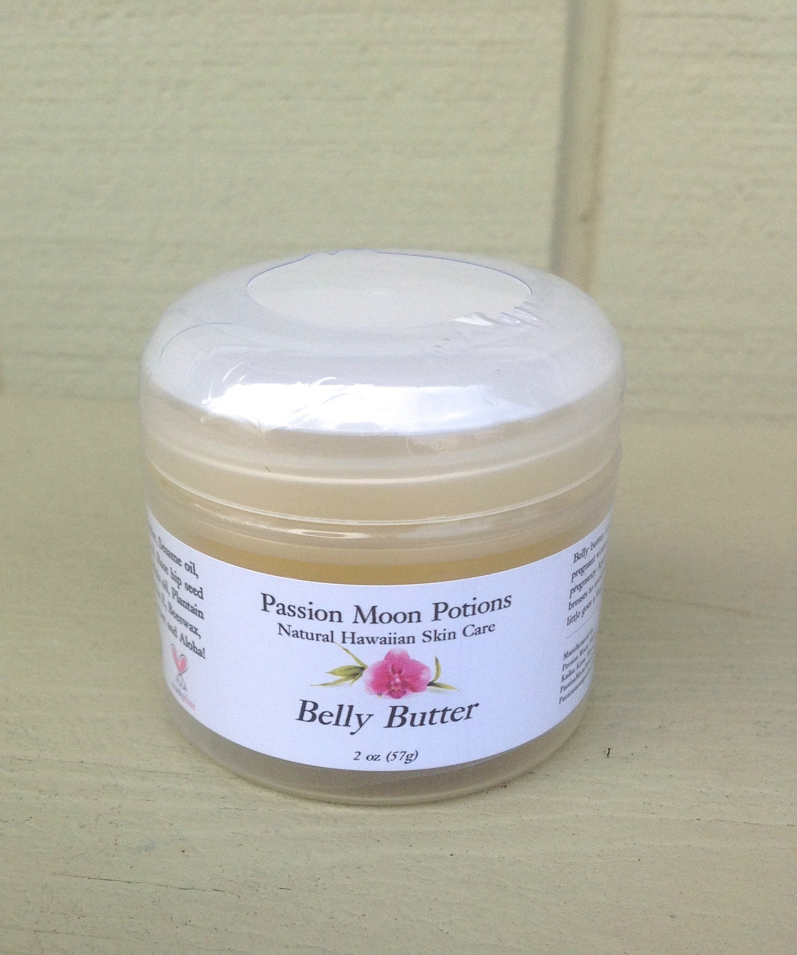 Women's Belly Butter - Passion Moon Potions - 1