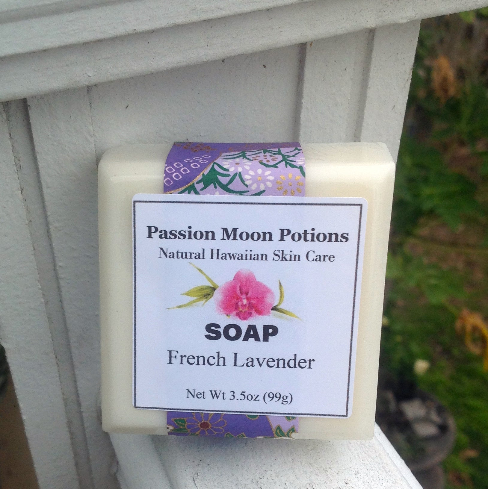 French Lavender Soap - Passion Moon Potions - 4