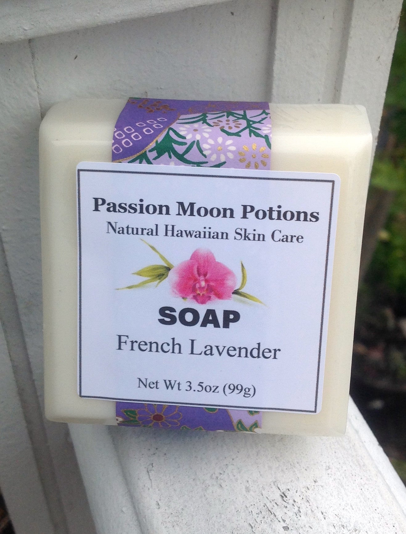 French Lavender Soap - Passion Moon Potions - 2