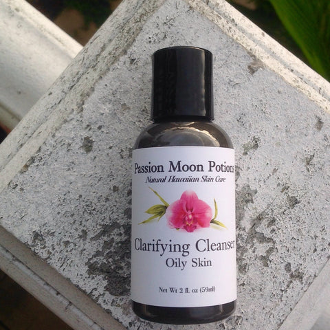 Clarifying Facial Cleanser for oily skin - Passion Moon Potions - 1