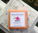 Pumpkin Pie Soap - Passion Moon Potions - 1