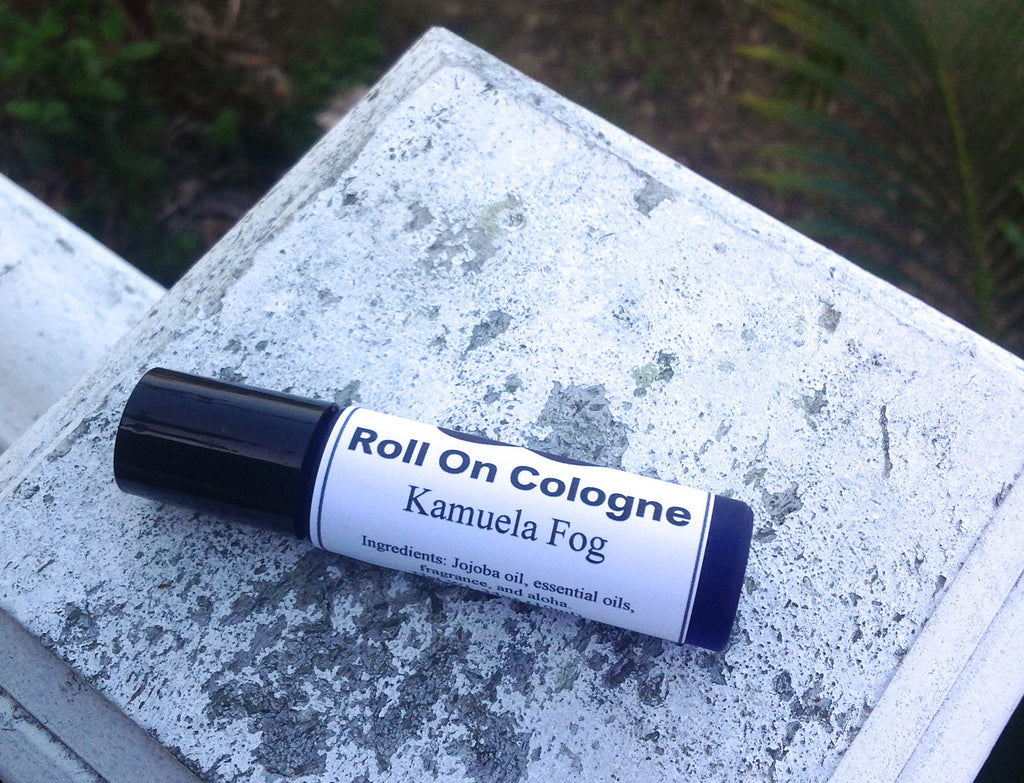 Roll on Cologne for Men - Passion Moon Potions - 1