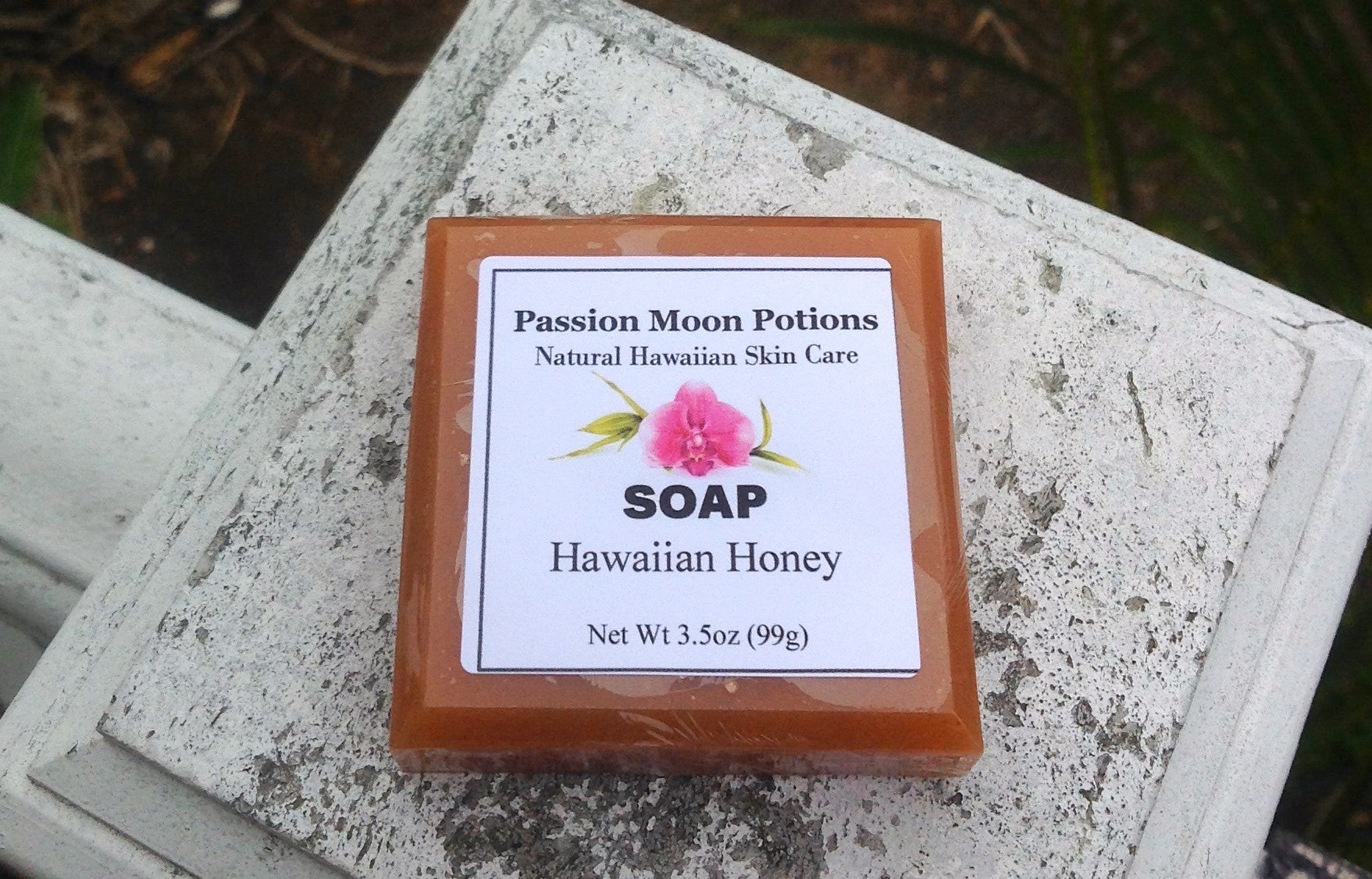 Hawaiian Honey Soap