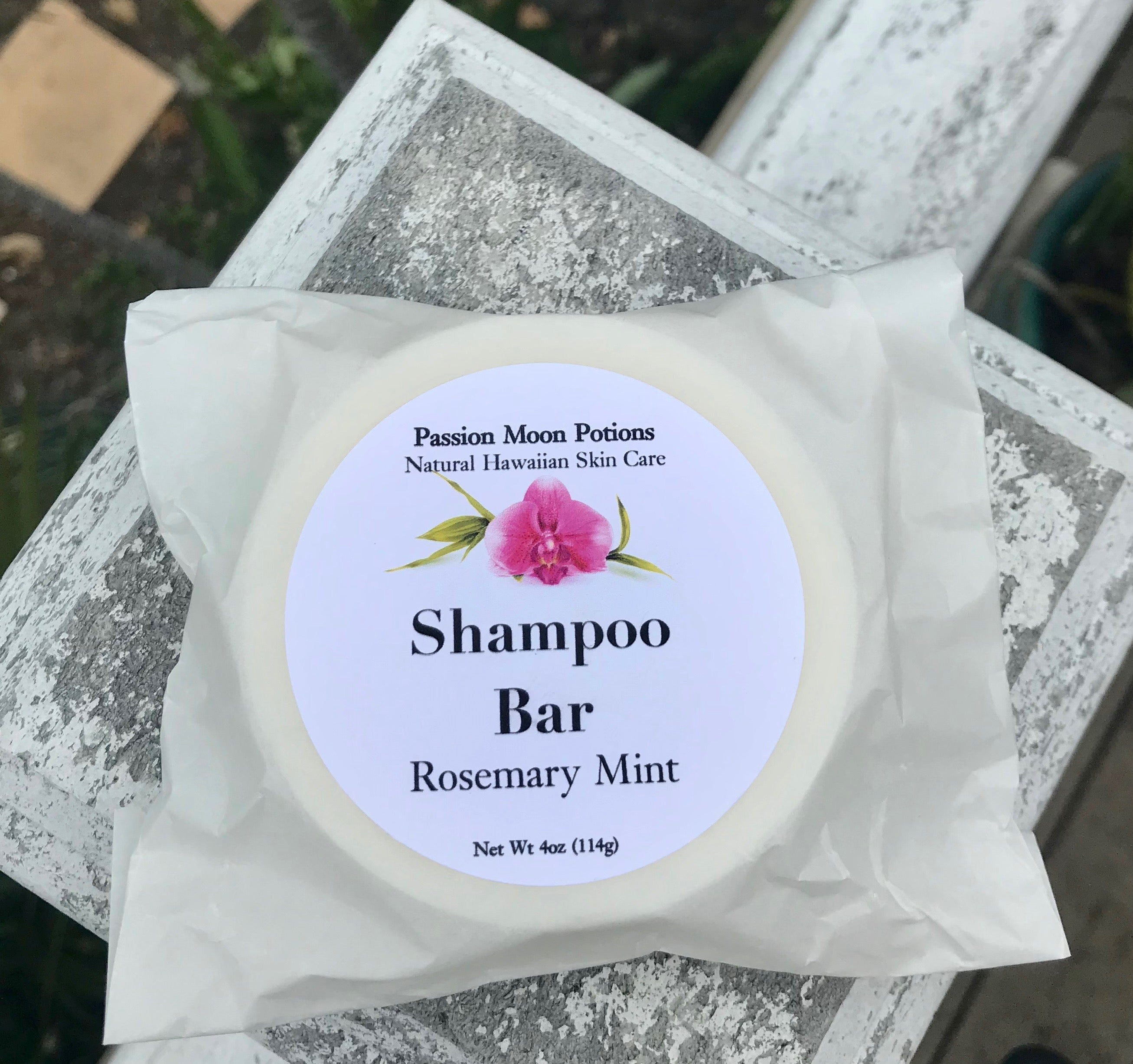 Moisturizing Shampoo Bars