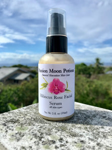 Hibiscus Rose Facial Serum