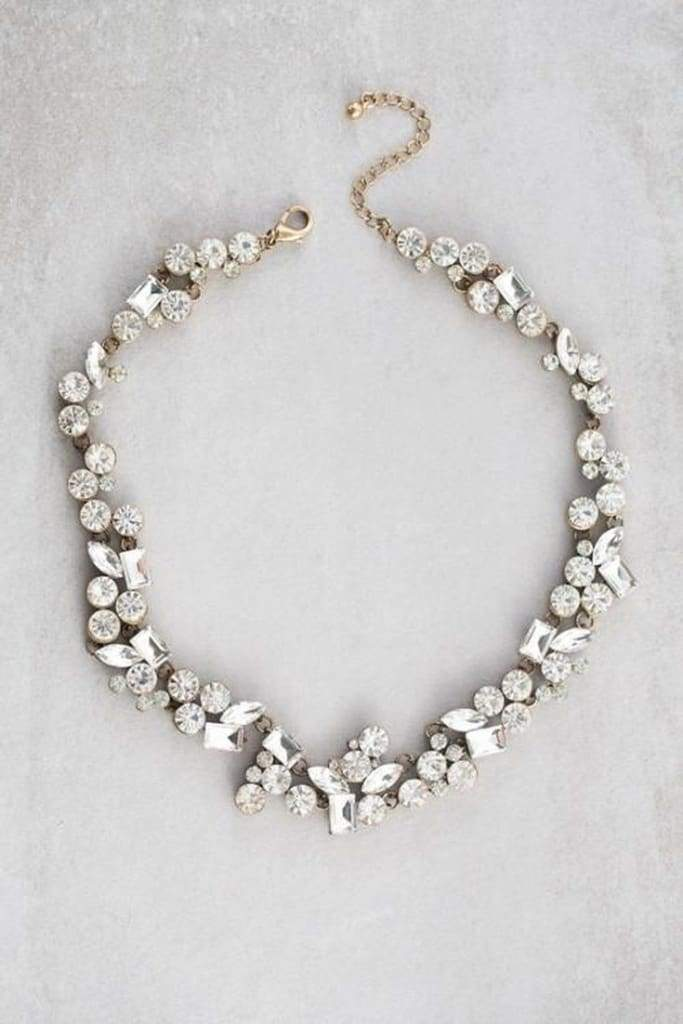 Ainsley Bib Necklace -  - Affordable Boutique Fashion