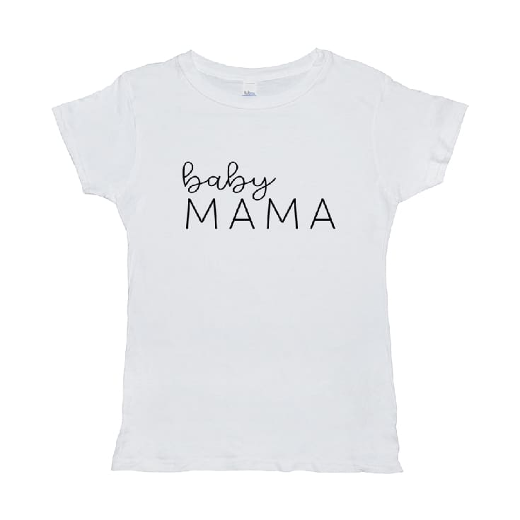 """Baby Mama"" Graphic Tee -  - Affordable Boutique Fashion"