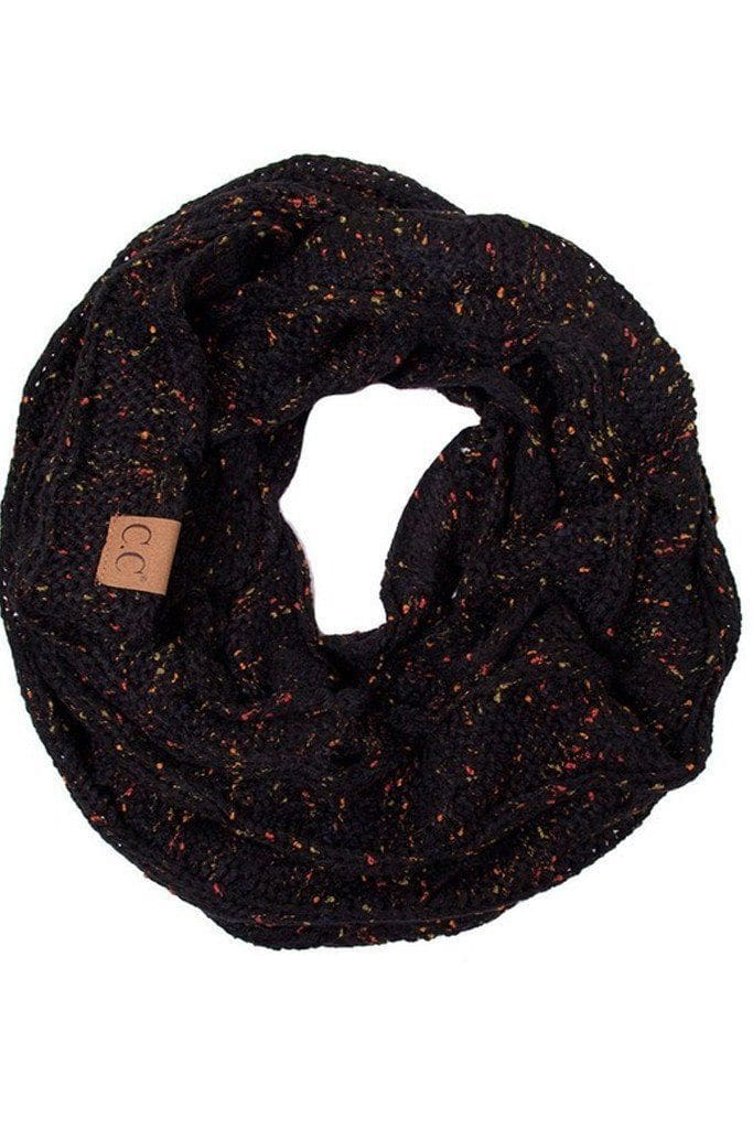 CC Confetti Knit Scarf - More Colors! - FINAL SALE - Affordable Boutique Fashion