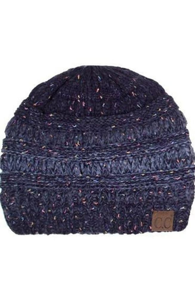 CC Lake Tahoe Beanie - Ombre - FINAL SALE - Affordable Boutique Fashion