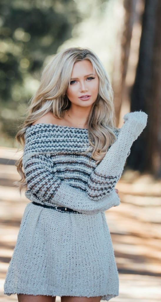 Double Dare Off-Shoulder Sweater [ TWO COLORS ] . - SALE - Affordable Boutique Fashion