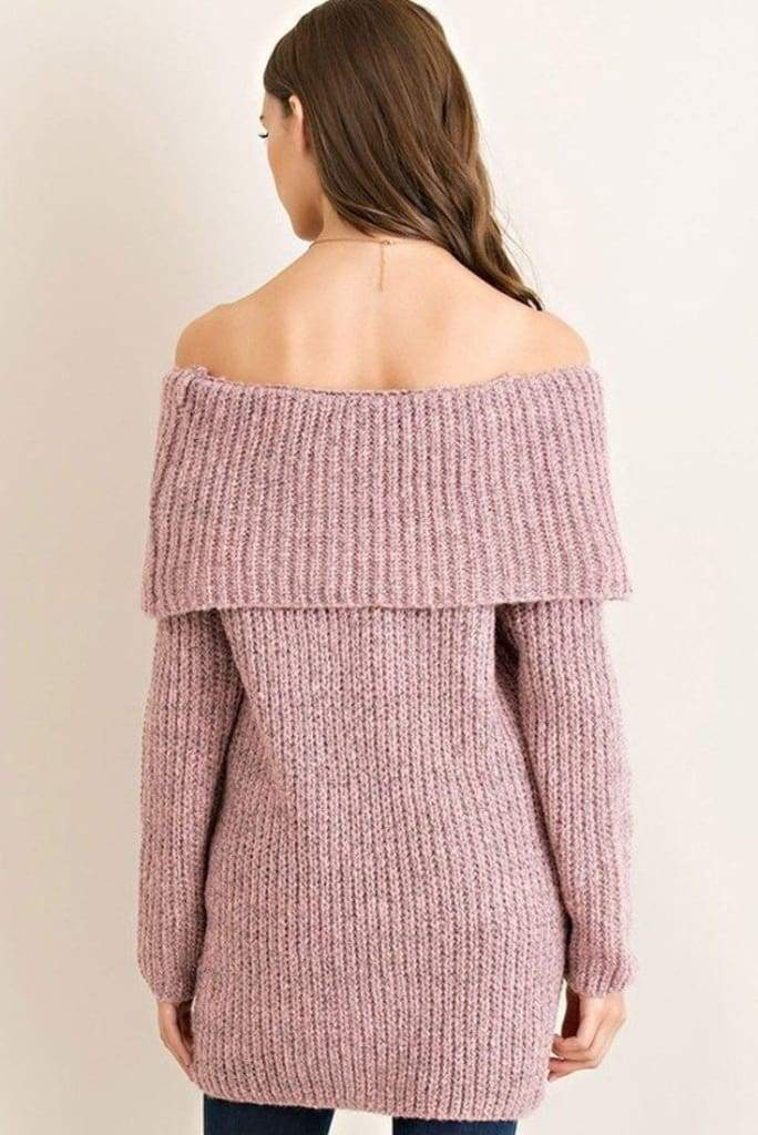 Fall in Boston Oversized Sweater - SALE - Affordable Boutique Fashion
