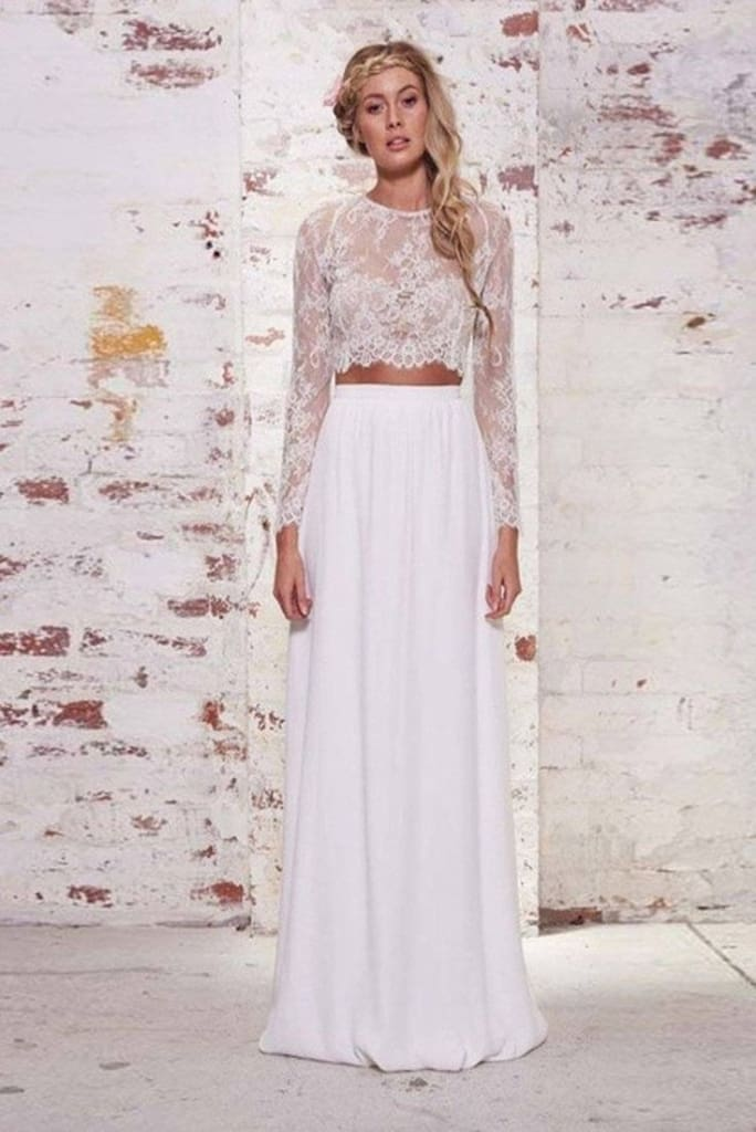 Full Swing Glam White Maxi Skirt - SKIRTS - Affordable Boutique Fashion