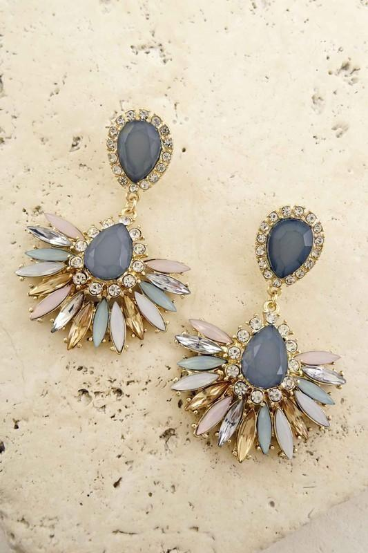 Juliet Statement Earring -  - Affordable Boutique Fashion