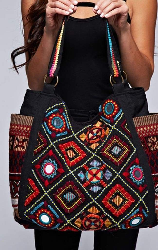 Kenya Caryall by Love Stitch -  - Affordable Boutique Fashion