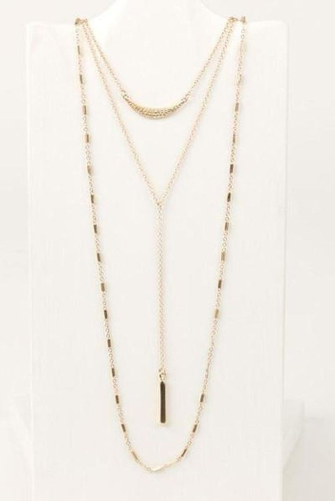Layers of Love Necklace -  - Affordable Boutique Fashion