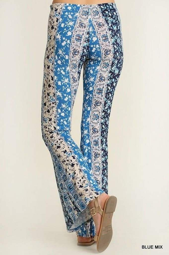 Lucky Duck Boho Bell Bottoms - Bottoms - Affordable Boutique Fashion