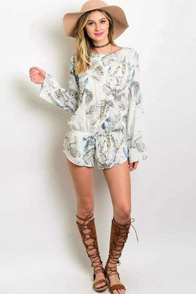 Milo Romper - Rompers & Jumpsuits - Affordable Boutique Fashion