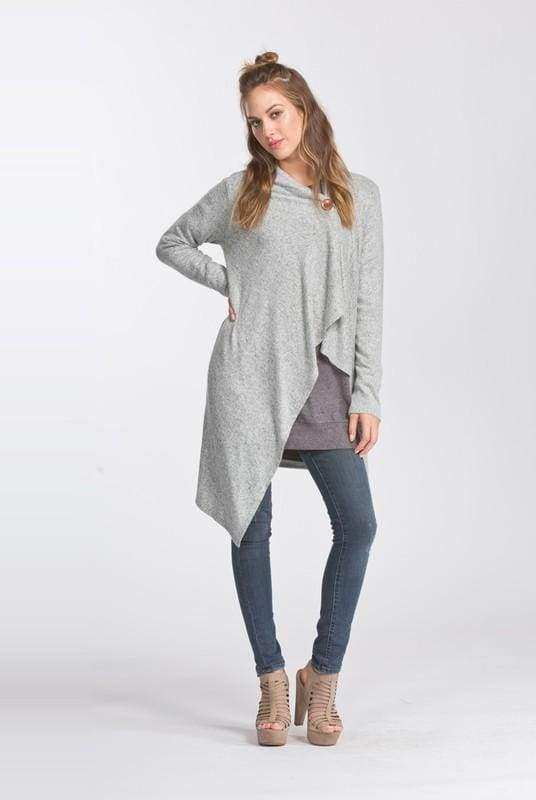 Nordic Button Knit Cardigan - sweater - Affordable Boutique Fashion