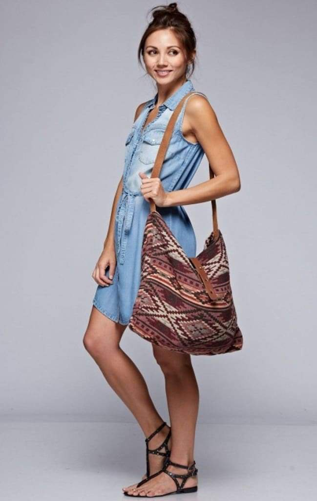 Pasha by Love Stitch Crossbody Bag -  - Affordable Boutique Fashion