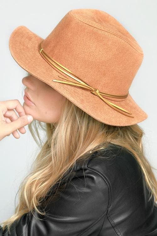 Praire Panama Hat - Accessories - Affordable Boutique Fashion