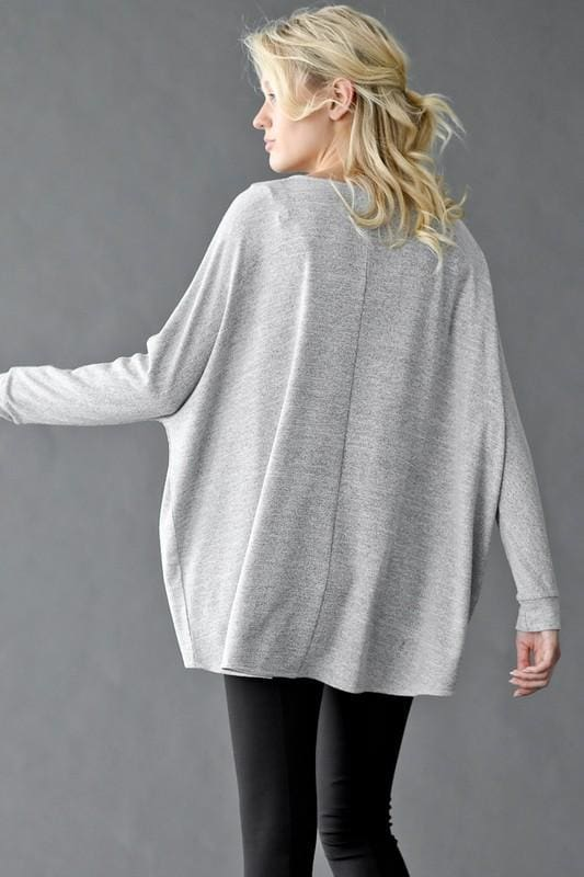 The Astor Top - SWEATER - Affordable Boutique Fashion