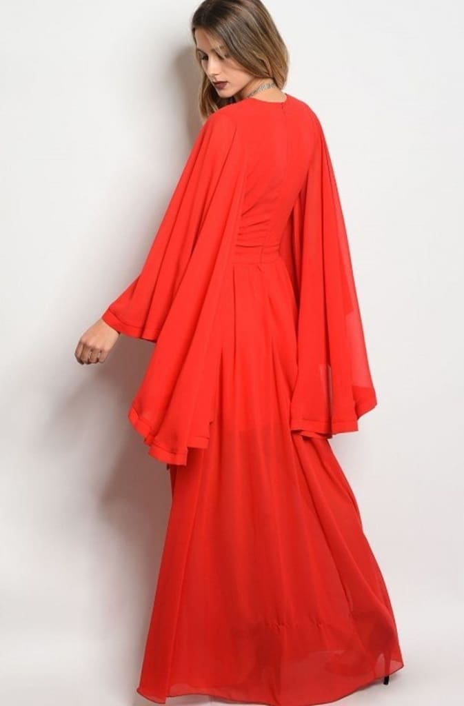 The Glamour Gown - DRESSES - Affordable Boutique Fashion