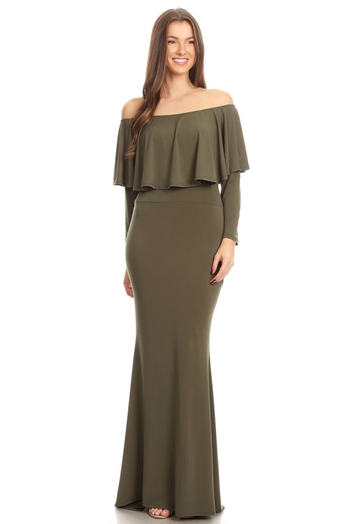 The Jessica Gown - DRESSES - Affordable Boutique Fashion