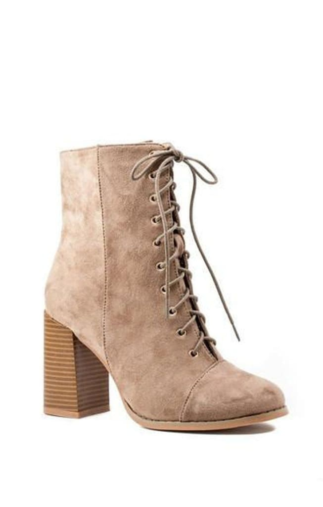 Trail Blazer Booties -  - Affordable Boutique Fashion