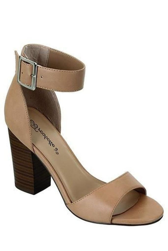 Victoria Block Heel -  - Affordable Boutique Fashion
