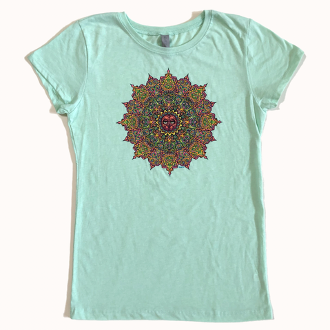 Peaceful Bloom Youth Shirt