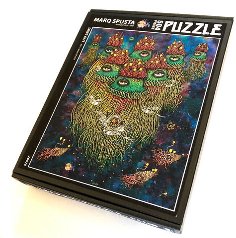 Drift Out Puzzle