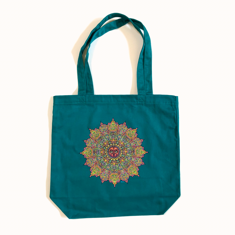 Peaceful Bloom Bag