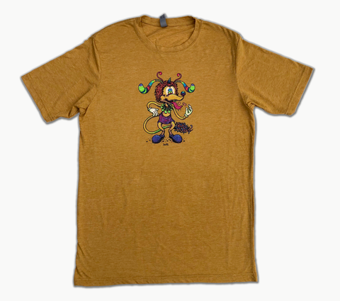 Glooby Gold Shirt