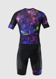 Trisuit - Purple Thunder