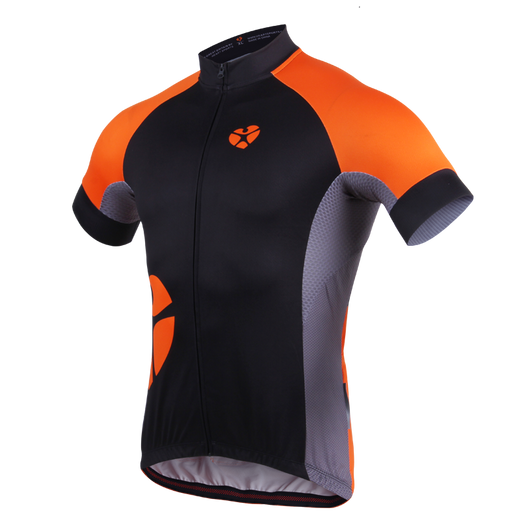 Heart Sports Cycle Jersey. Short Sleeve. Men