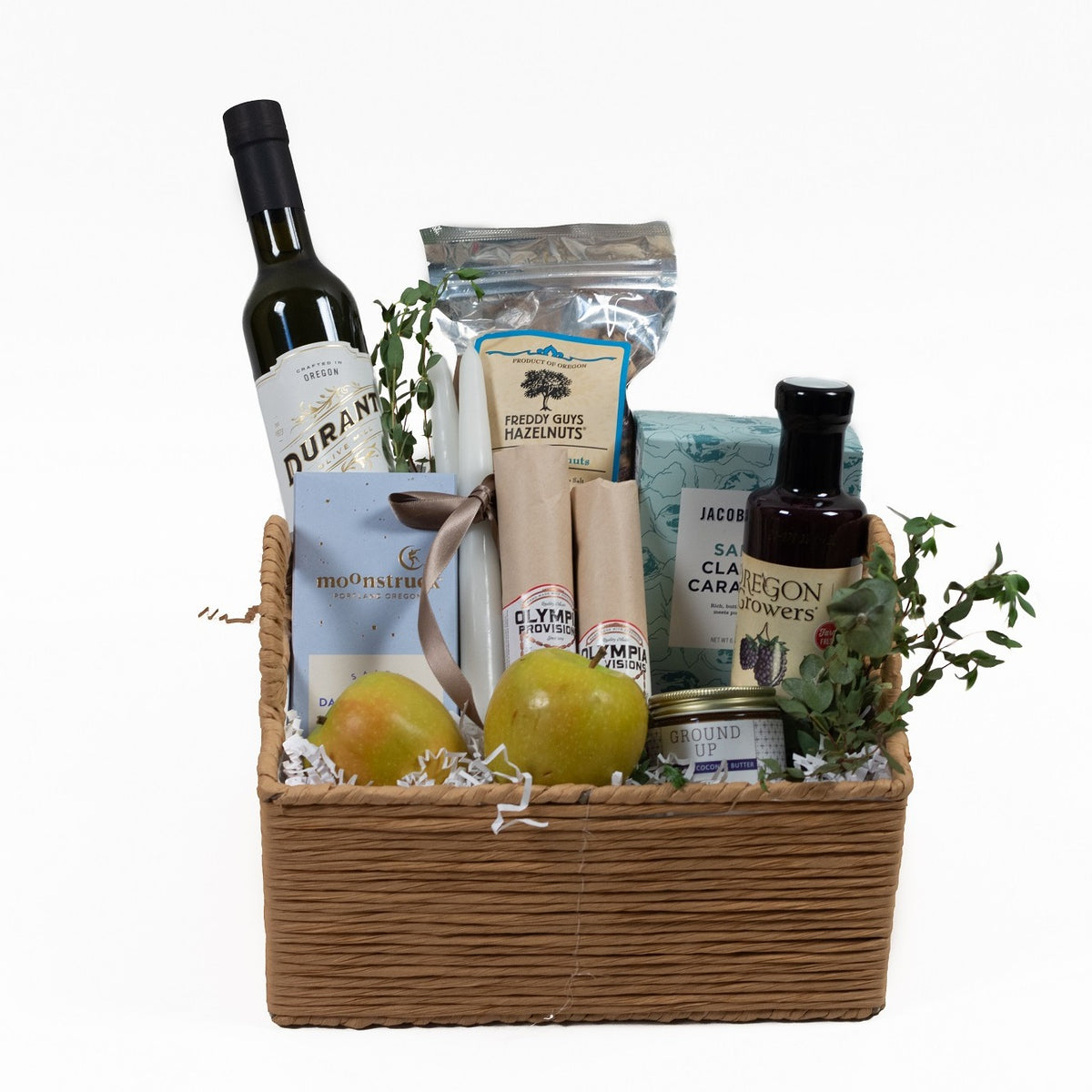 Ultimate Harvest Gift Basket  (local delivery only)