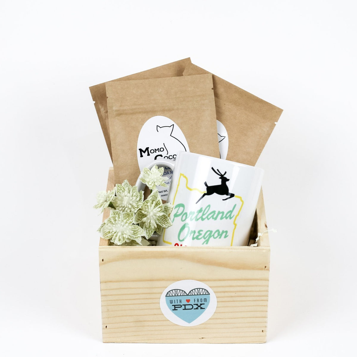 Cozy Cocoa Gift Box