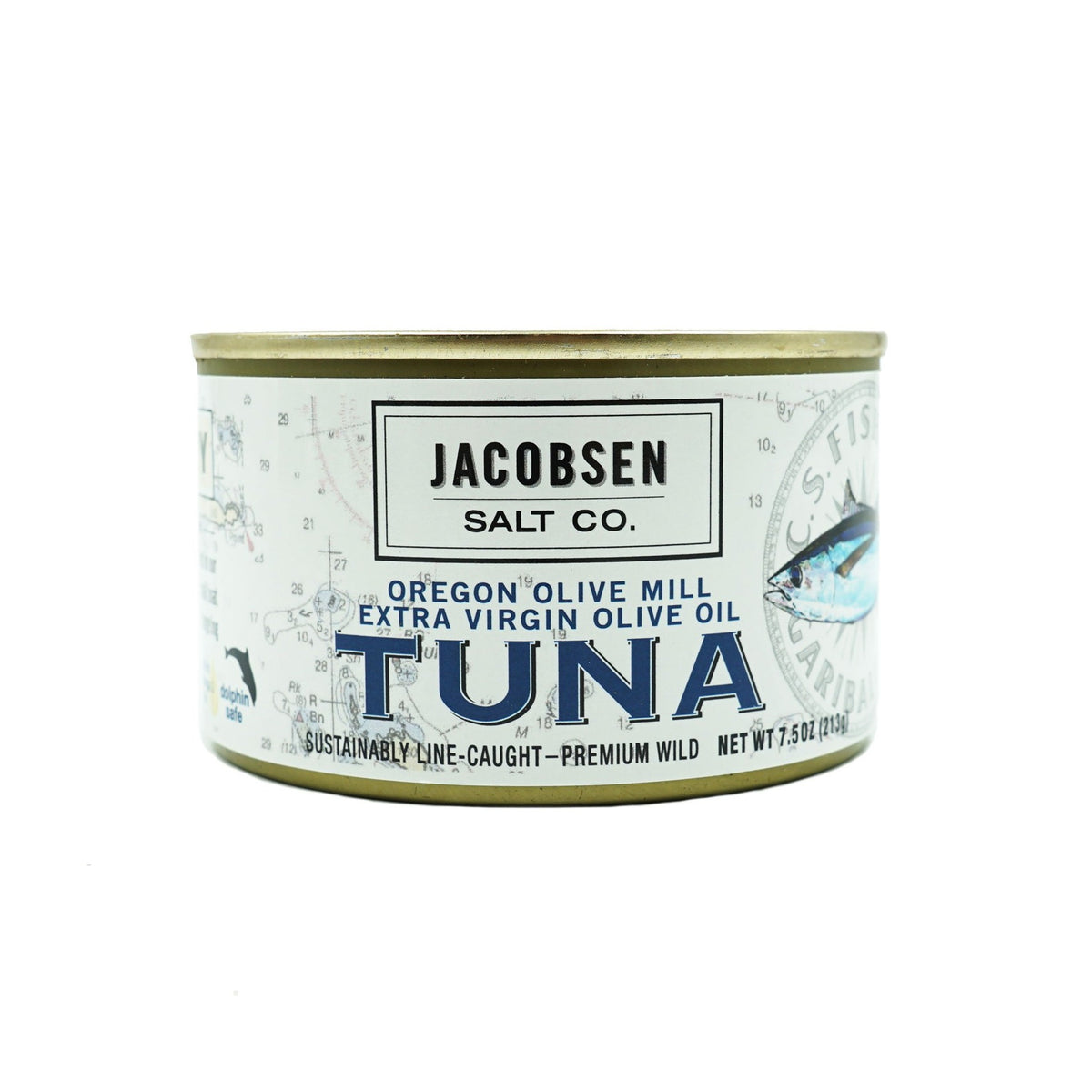 Jacobsen Oregon Tuna