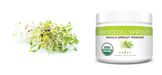 22,122 Cups of Organic Broccoli Sprouts