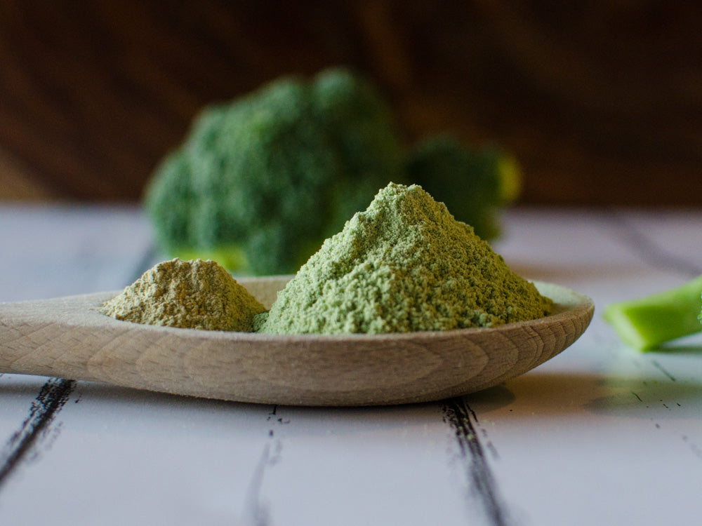 KOYAH Organic Broccoli Powder vs Competitors