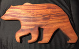 Bear Serving Board