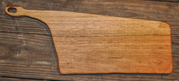 146. Pecan Wood Cutting/Serving Board
