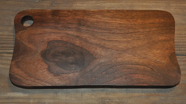149. Black Walnut Wood Serving Board
