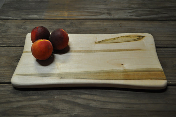 110. Ambrosia Maple Wood Serving Board