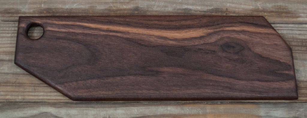 190. Walnut Serving Board