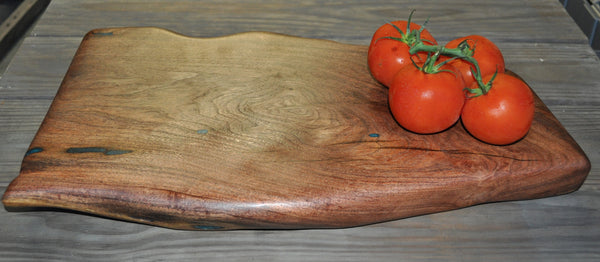 111. Mesquite Wood Cutting Board