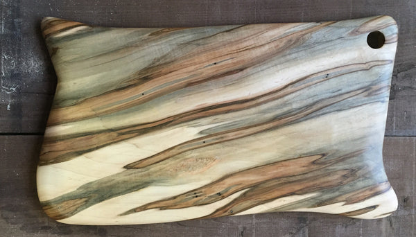 125. Ambrosia Maple Wood Cutting Board