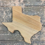 Medium Texas Cutting Board
